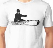 skeleboarder Unisex T-Shirt
