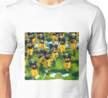 Charge the Fifty Yard Line. Unisex T-Shirt