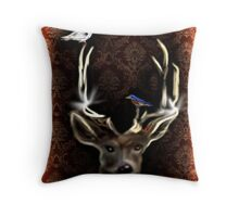 For My Eyes Have Seen Throw Pillow