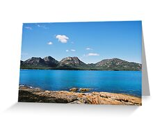 Stunning Tasmania Greeting Card
