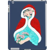 Christmas Arabesque iPad Case/Skin