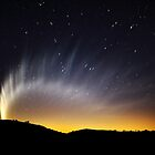 Rainbow of Comet McNaught by Mike Salway