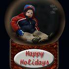 Happy Holidays by Darla  Logsdon