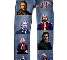 Jeans Valjeans by thelittlemisha