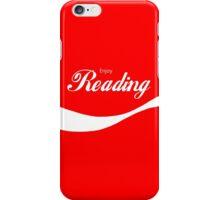 Enjoy Reading iPhone Case/Skin
