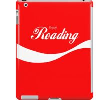 Enjoy Reading iPad Case/Skin