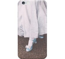 Cinderella's glass slipper iPhone Case/Skin