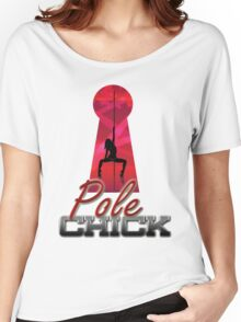 Pole Chick 2 Women's Relaxed Fit T-Shirt