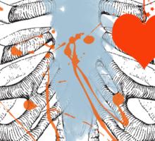 Heart Starter Sticker