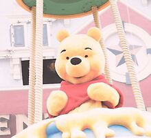 Winnie the Pooh by hacobcorreia