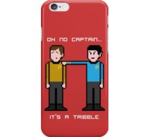 Tribble Trouble iPhone Case/Skin