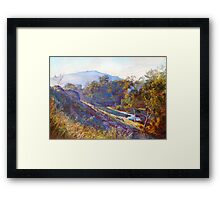 'Good Morning Billy Hill' Framed Print