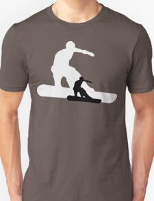 snowboard : shadowstance T-Shirt