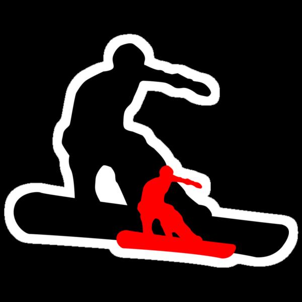 snowboard shadowstance by asyrum