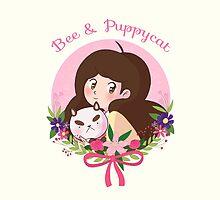 Bee & Puppycat by Alexandra Salas