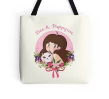 Bee & Puppycat Tote Bag