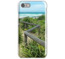 Old Bar Beach NSW 0001 iPhone Case/Skin