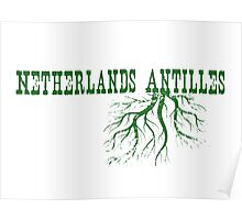 Netherland Antilles Roots Poster
