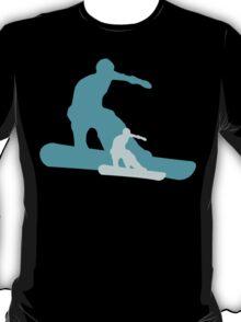 snowboard shadowstance T-Shirt