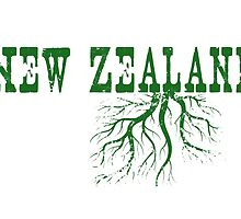 New Zealand Roots by surgedesigns