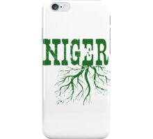 Niger Roots iPhone Case/Skin
