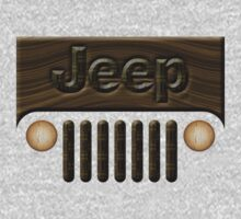Wooden Jeep Willys ~ Black [Update] Kids Clothes