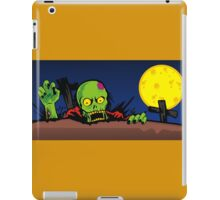 ZOMBIE GHETTO OFFICIAL ARTWORK DESIGN T-SHIRT iPad Case/Skin