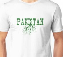 Pakistan Roots Unisex T-Shirt