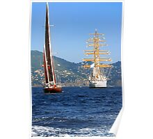 Tall ships 2 Poster