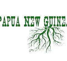 Papua New Guinea Roots by surgedesigns