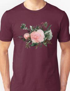 Peony flower Unisex T-Shirt