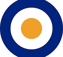 Roundel of the South African Air Force, 1924-1947 by abbeyz71