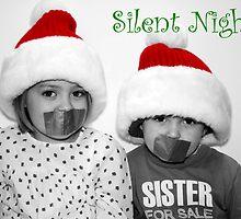 Silent Night by mrsmjones