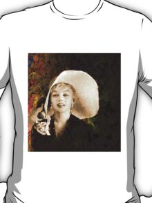 A Hat For Marilyn T-Shirt