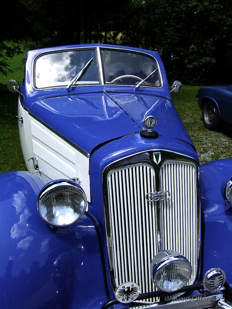 Oldtimer DKW F 8 700 Convertible by Klaus Offermann