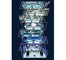 Persona 4 Critcals Photographic Print