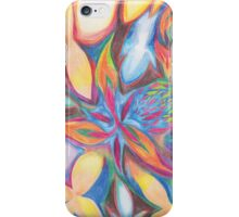 Abstract Alight iPhone Case/Skin