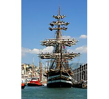 tall ships 6 Photographic Print