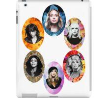 Queens of Rock iPad Case/Skin