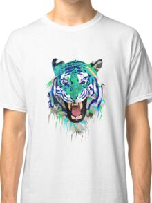 Tiger Force Teeth Face Classic T-Shirt