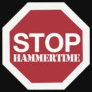 stop hammertime by redcow