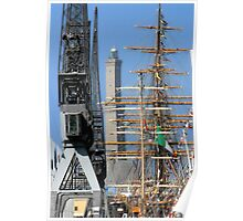Tall Ships 10 Poster
