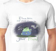 Mr. Spock Bird Friend Unisex T-Shirt