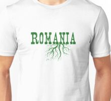 Romania Roots Unisex T-Shirt