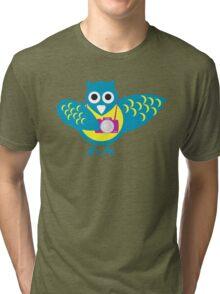 snap happy T-shirt  Tri-blend T-Shirt