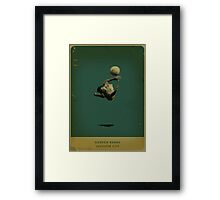 Banks Framed Print