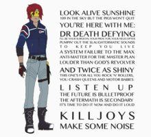 Party Poison - The Fabulous Killjoys by emmadono99