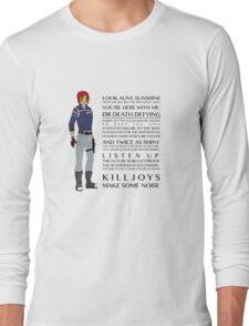 Party Poison - The Fabulous Killjoys Long Sleeve T-Shirt