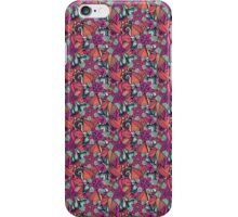 Pattern Flower [Pink] iPhone Case/Skin