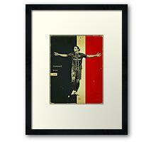 Ibrahimovic Framed Print
